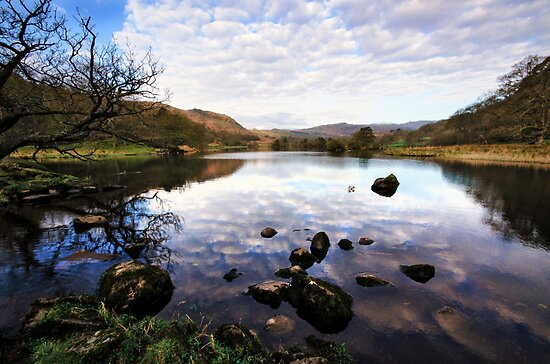 Rydal Water by John Hare
