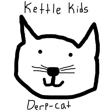 Derp-cat by KettleKids