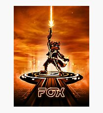 FOXTRON - Movie Poster Edition Photographic Print
