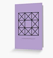 Design 59 Greeting Card