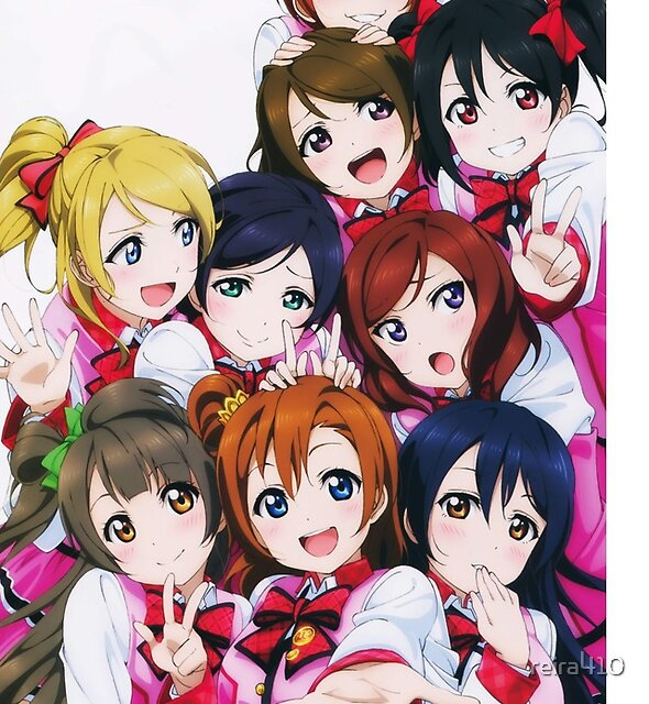 Love Live by reira410