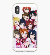 Love Live iPhone Case