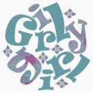 girly girl japanese print by offpeaktraveler