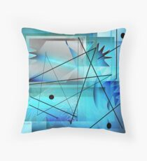 Decision Throw Pillow