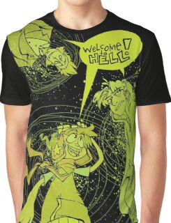 Welcome to Hell!  [Kickstarter Poster Design] Graphic T-Shirt