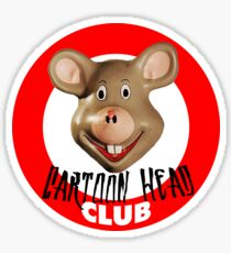 Cartoon Head Club - Ideal Sticker