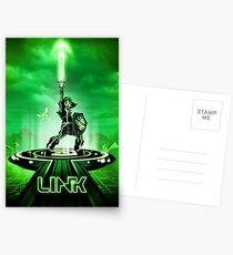 LINKTRON - Movie Poster Edition Postcards