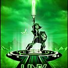 LINKTRON - Movie Poster Edition by DJKopet