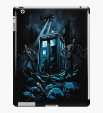 The Doctor's Judgement iPad Case/Skin