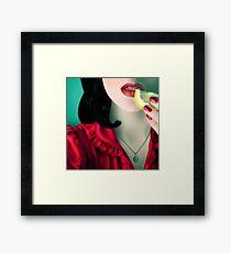 Zest [ Print & iPad Case ] Framed Print