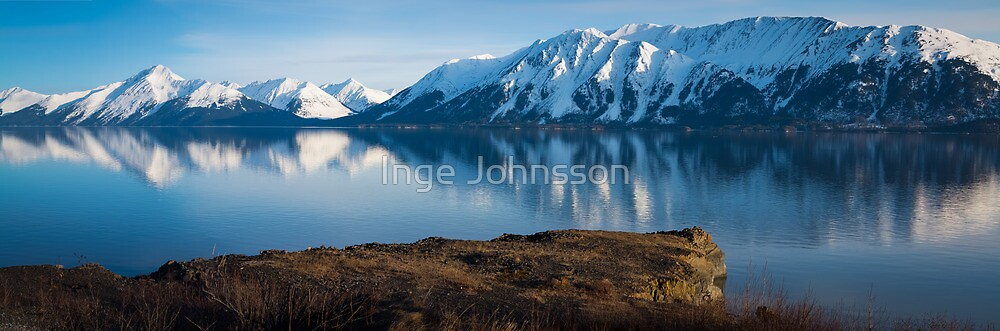Turnagain Arm  by Inge Johnsson