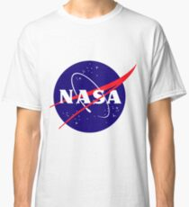 Official NASA (meatball) Logo Classic T-Shirt