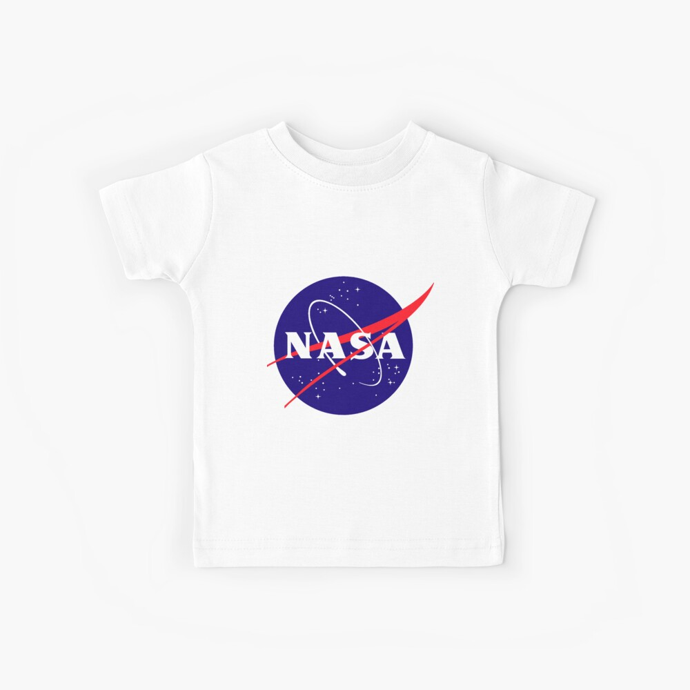 Official NASA (meatball) Logo Kids T-Shirt
