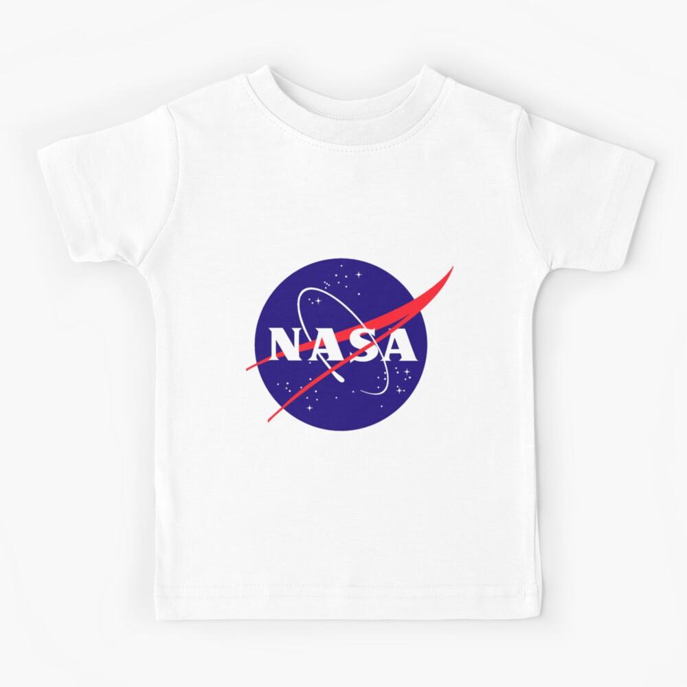 Official NASA (meatball) Logo Kids T-Shirt