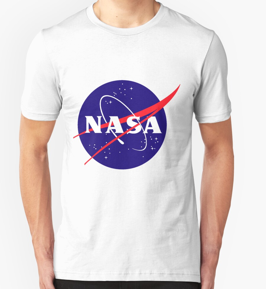 """""""Official NASA (meatball) Logo"""" T-Shirts & Hoodies by ..."""
