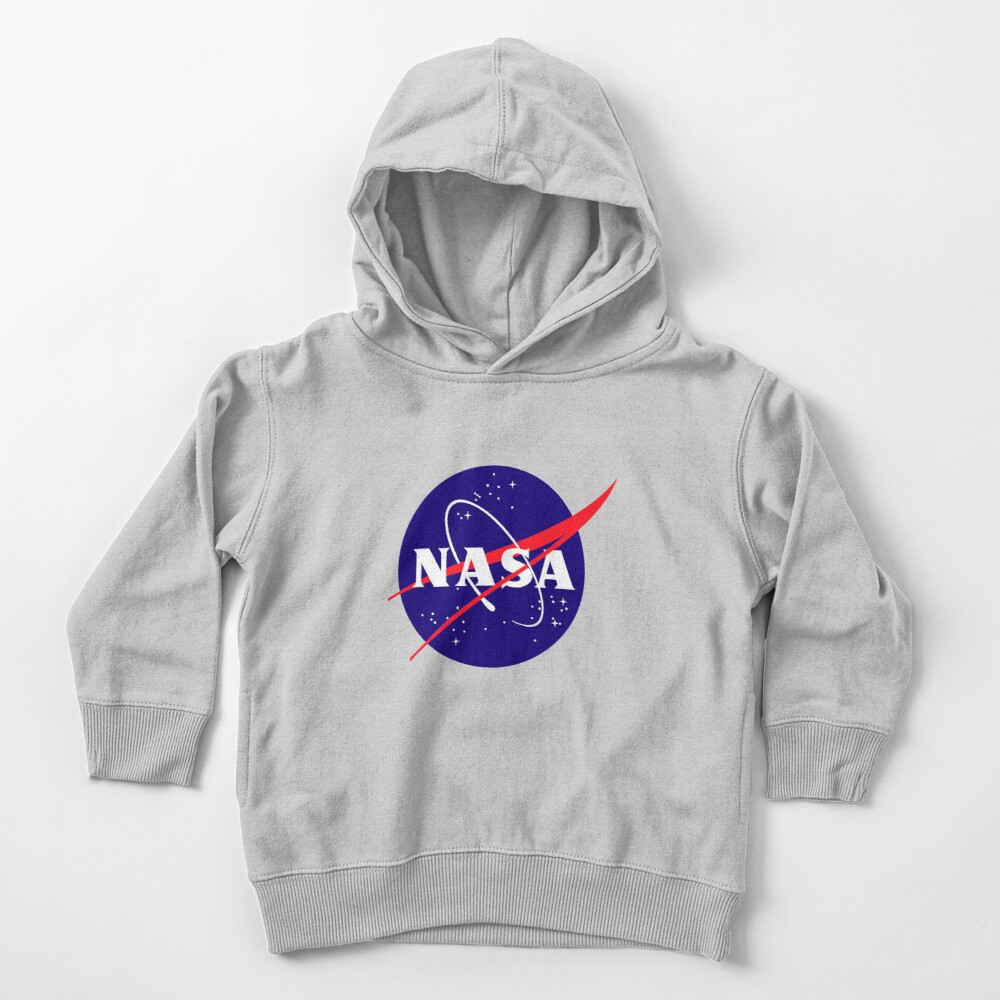 Official NASA (meatball) Logo Toddler Pullover Hoodie