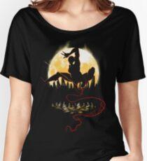 Venomous Night Women's Relaxed Fit T-Shirt