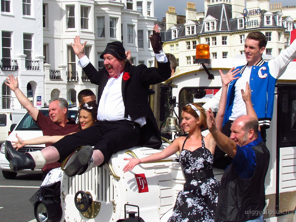 Jimmy Cricket & Crew Are In Town by wiggyofipswich