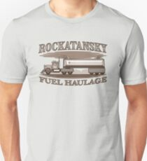 Rockatansky Fuel Haulage Slim Fit T-Shirt