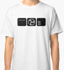 Velodrome City Icon Series no.4 Classic T-Shirt