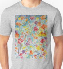 Abstract Field Unisex T-Shirt