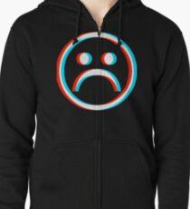 Sad Boys Zipped Hoodie