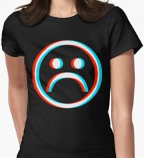 Sad Boys Women's Fitted T-Shirt