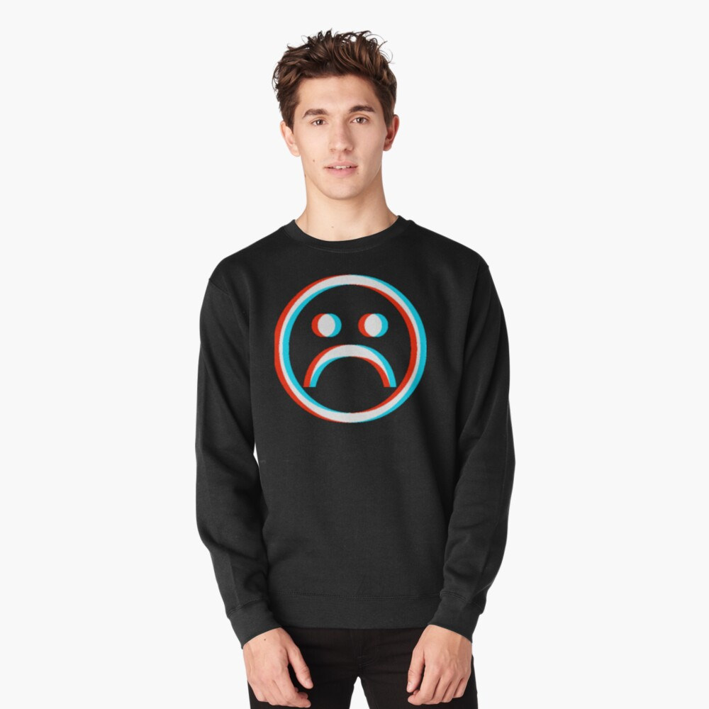 Traurige Jungs Pullover