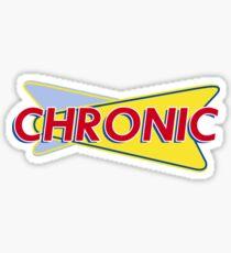 Chronic Drive In Sticker