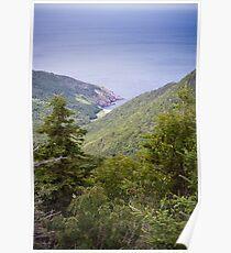 Cape Breton Island  Poster