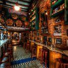 Bodega Monumental Tapes Bar by Yhun Suarez