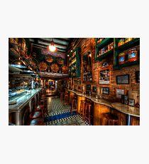 Bodega Monumental Tapes Bar Photographic Print