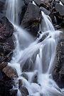 Spring Waterfall by photosbyflood