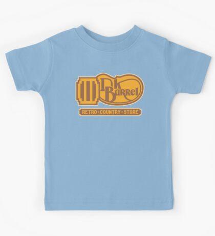 DK BARREL Kids Clothes