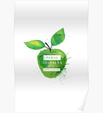 iPhone Chargers Poster