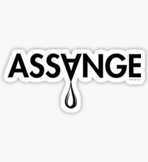 ASSANGE Sticker