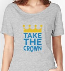 Take the Crown Women's Relaxed Fit T-Shirt