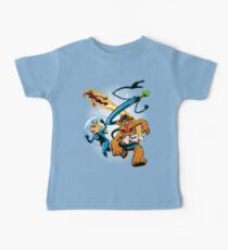 The Muptastic Four Kids Clothes