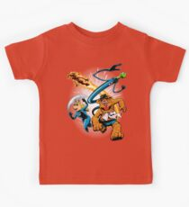 The Muptastic Four Kids Tee