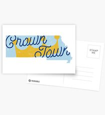 Crown Town Postcards