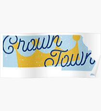 Crown Town Poster