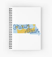 Crown Town Spiral Notebook
