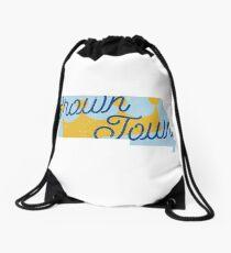 Crown Town Drawstring Bag