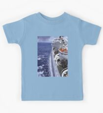 World Cruise 1972 Kids Clothes