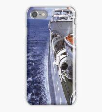 World Cruise 1972 iPhone Case/Skin