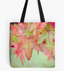 Autumn Leaves II Tote Bag