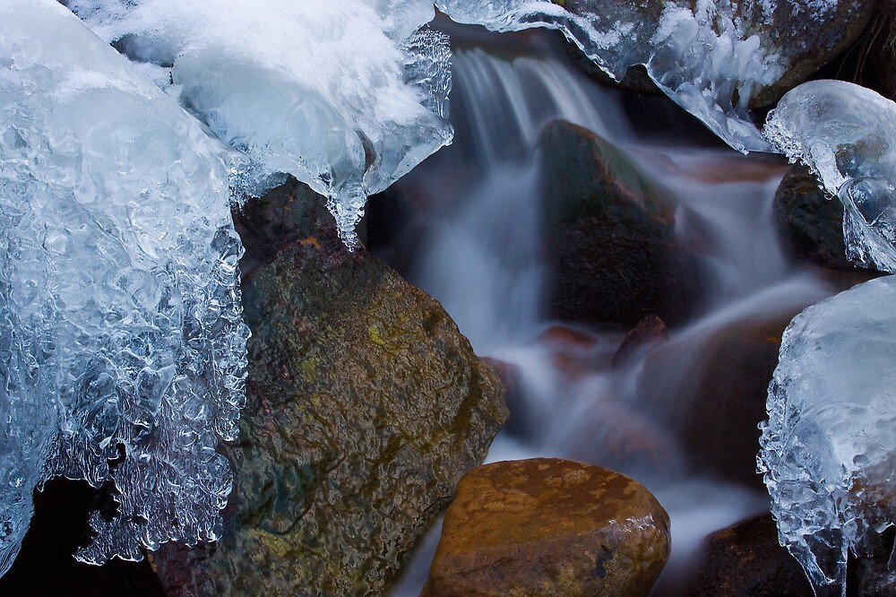Rock and Ice by Jim Round