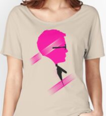 Some Heroes are Real Women's Relaxed Fit T-Shirt