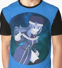 Galaxy Juvia Graphic T-Shirt
