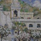 Taormina, Sicily by JosephCatania